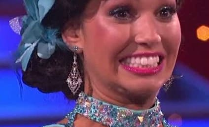 Dancing with the Stars Premiere: Melissa Rycroft Rises to Challenge