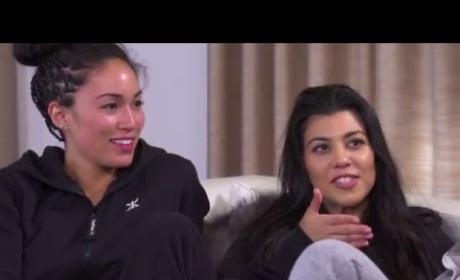 "The Kardashians Play ""Would You Rather…"""