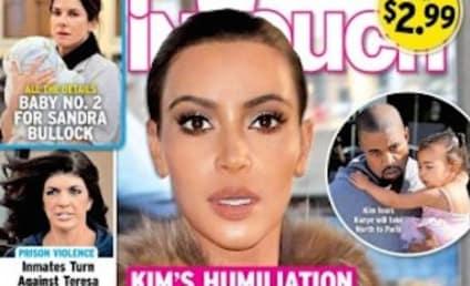 Kim Kardashian Receives Worst Anniversary Gift EVER