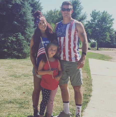 Chelsea Houska Aubree Cole DeBoer Pic Fourth July