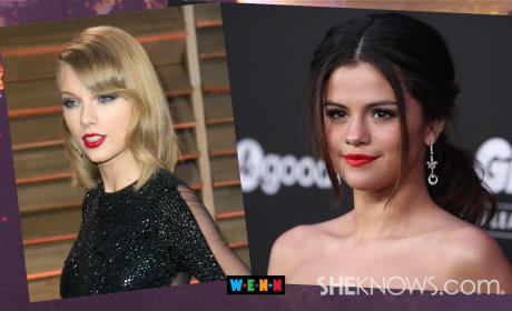 Taylor Swift 'Dumps' Selena Gomez Over Justin Bieber!