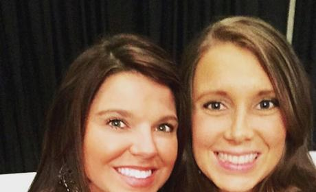 Amy Duggar Posts Anna Duggar Selfie, Calls Out Haters