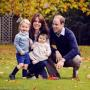 Princess Charlotte: Photoshopped on Royal Family Christmas Card?!