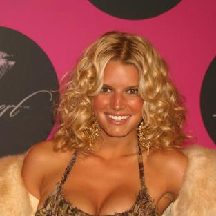 Jessica Simpson: Dessert Beauty Launch Party