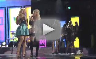 "Miranda Lambert and Meghan Trainor - ""All About That Bass"""