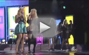 "Miranda Lambert and Meghan Trainor - ""All About That Bass"""