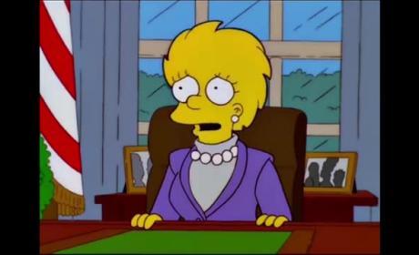 The Simpsons: Trump Presidency