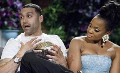 Apollo Nida Goes AWOL, Nuts on Phaedra Parks