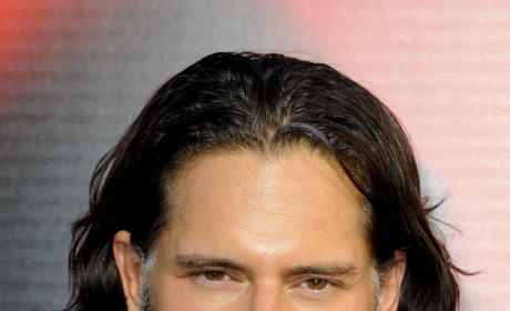 Joe Manganiello: Hair-Free... and Hot?