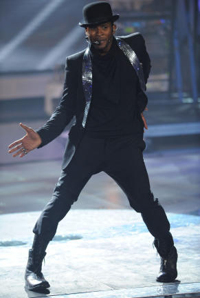 Usher on Idol