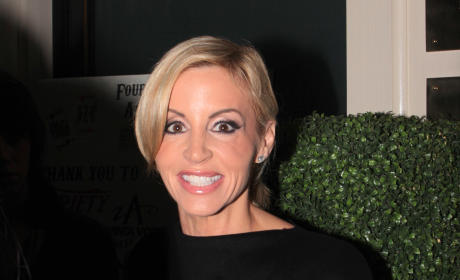 Camille Grammer Thanks Real Housewives for Support