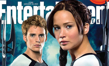 Catching Fire: First Look at Finnick!