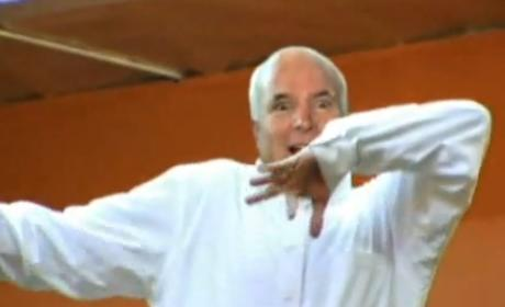 Meet Casper Smart, John McCain Body Double