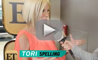 Tori Spelling on True Tori Future