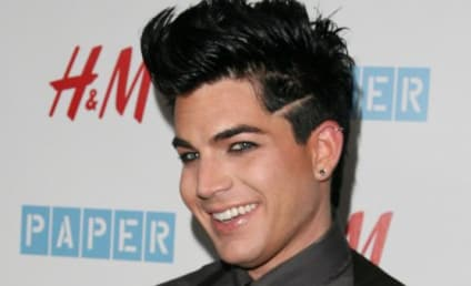 Adam Lambert and Others: Against AIDS