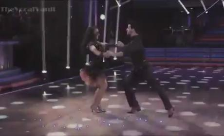 Aly Raisman - Dancing With the Stars Week 6