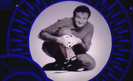 MTV Pays Tribute to Robin Williams