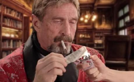 "John McAfee Offers Helpful ""How to Uninstall McAfee Antivirus"" Guide"