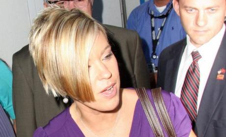 Hairstyle Showdown: Kate Gosselin vs. Heather Mills