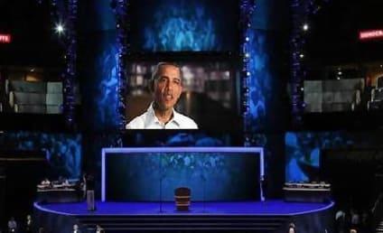 President Obama Appears in Jay-Z Concert Video
