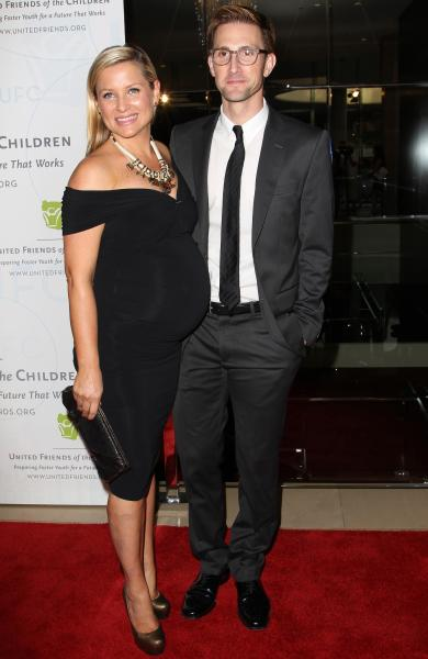 jessica capshaw welcomes third child the hollywood gossip. Black Bedroom Furniture Sets. Home Design Ideas