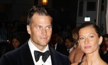 Tom Brady: I Pout and Whine to Get Gisele's Attention!