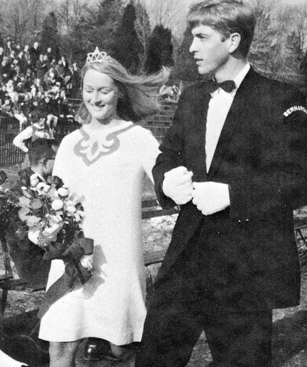 Meryl Streep Prom Photo