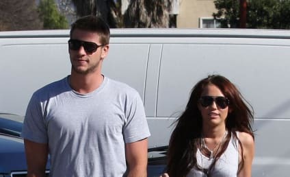 Liam Hemsworth Reportedly Moves in with Miley Cyrus