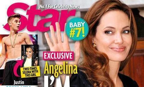 Angelina Jolie: Pregnant Again?!