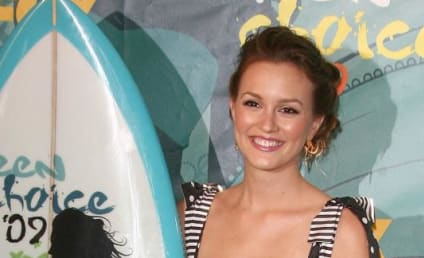 Leighton Meester Sex Tape Sparking Bidding War?
