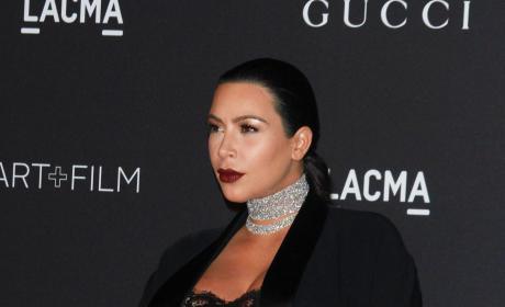 Kim Kardashian: Pregnant AND Sexy