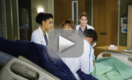 Grey's Anatomy Season 11 Episode 12 Recap: Freak Show