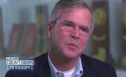 Jeb Bush: I Did NOT Smoke Weed With Bill Belichick!