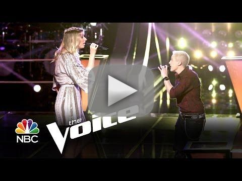 Ryan Whyte vs. Cali, Christina vs. Joshua, Kristen vs. Lindsay (The Voice Battle Rounds)