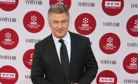 Calm Alec Baldwin