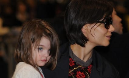 Suri Cruise: The (Lack Of) Proof Is In The Pudding