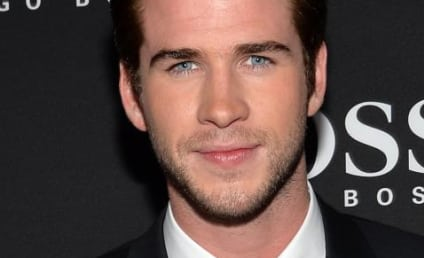 Liam Hemsworth Walks Red Carpet, Remains Mum on Miley