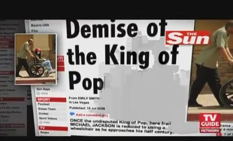 Michael Jackson Documentary Sparks Legal War