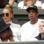Beyonce at Wimbledon