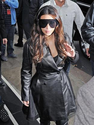 Kim Kardashian, Sunglasses