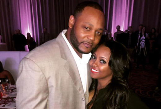 Keshia Knight Pulliam and Ed Hartwell
