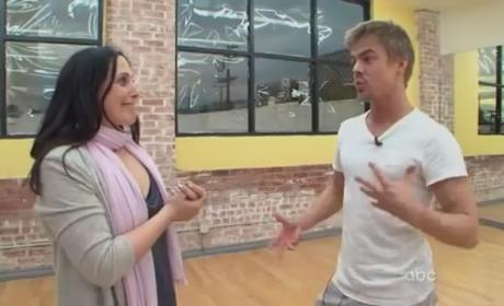 Ricki Lake Tangos to Dancing With the Stars Top Spot