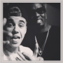 Justin Bieber and Diddy