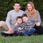 Javi Marroquin and Kailyn Lowry's Family Photo