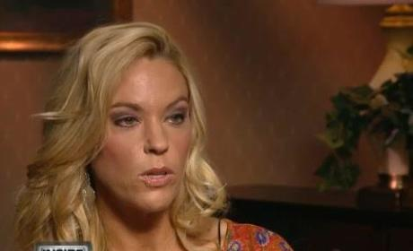 Kate Gosselin on Jon Gosselin Pulling Gun