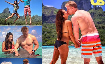 Sean Lowe and Catherine Giudici Honeymoon Pics: Bora Bora Beautiful