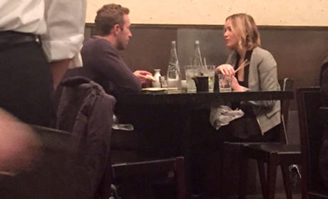 Jennifer Lawrence and Chris Martin: Reunited?
