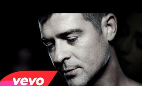 Robin Thicke and Paula Patton: Faking Separation?!