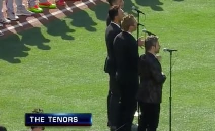 "National Anthem Singer Goes Rogue, Says ""All Lives Matter"""