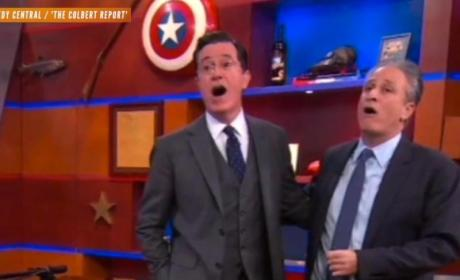 The Colbert Report Final Episode